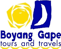 Boyang Gape Tours & Travels