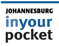 Johannesburg In Your Pocket City Guide